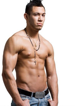 Male Strippers in New England