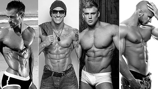Boston's Hottest Male Strippers in New England