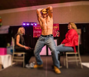 Male Strippers in New England for Birthday Parties